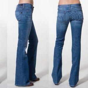 Citizens of Humanity 'Ingrid' Low Waist Flare Jean